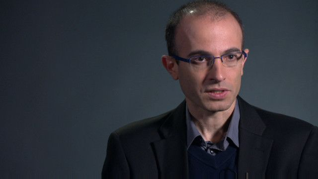 En bok, en författare : Sapiens - en kort historik över mänskligheten