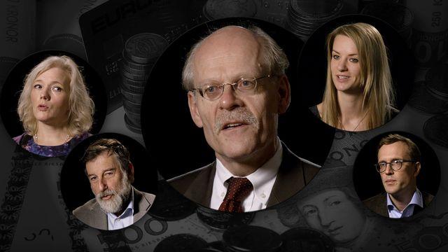 Experter om privatekonomi : Hur skuldsatta är de svenska hushållen?