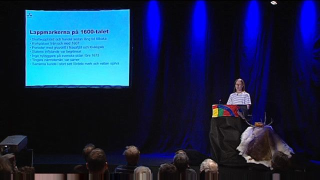 UR Samtiden - Samiska veckan 2015 : Samiskt resursutnyttjande på 1600-talet