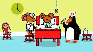 Pinos dagbok: Pino på sjukhus