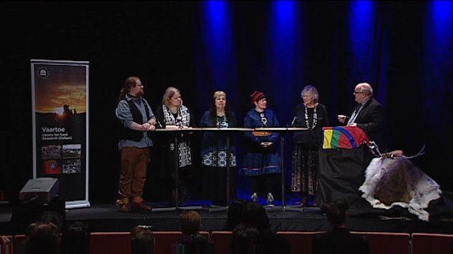 UR Samtiden - Samiska veckan 2015 : Minoriteter och modersmål