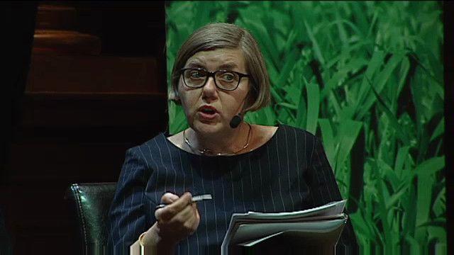 UR Samtiden - Toppforskare presenterar sin forskning : Sverige en attraktiv forskningsnation