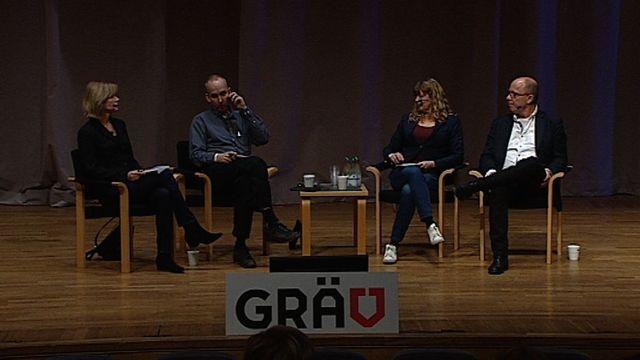 UR Samtiden - Gräv 2015 : Panel - så blir du anställd