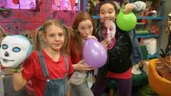 Superhemligt: Ballongbuset - Kan luft ge fart?