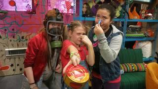 Superhemligt: Stinkbombsbuset - Hur sprids en gas?