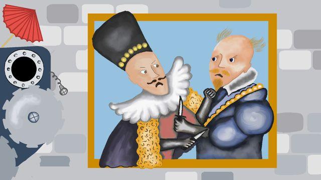 Historiedepartementet : Sigismund och hertig Karl