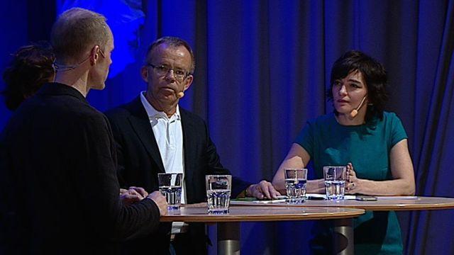 UR Samtiden - Vetenskapsfestivalen 2015 : Ensam är inte stark