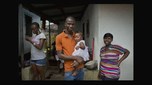 UR Samtiden - Utrikesdagen 2015 : Kampen mot ebola och andra tecken på världens förbättring