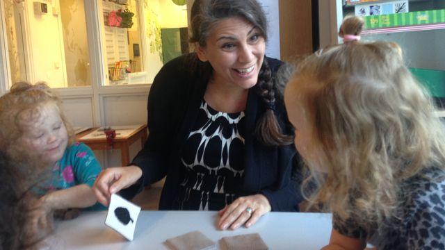 Lärarrummet : Filosofi på förskolenivå