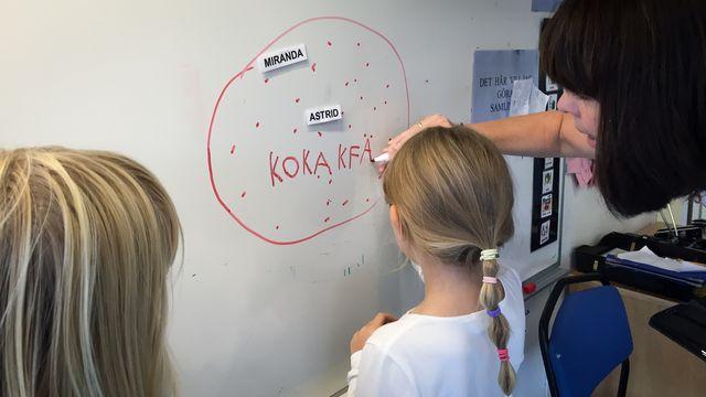 Lärarrummet : Lärande lek i förskoleklass