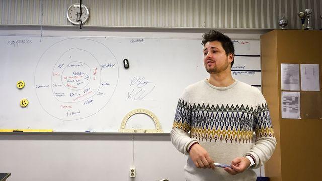 Lärarrummet : Idrott, hälsa och normer