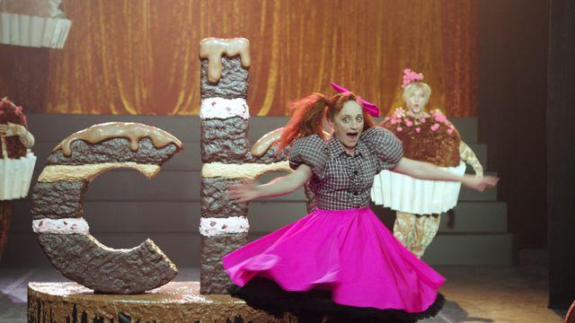 Livet i Bokstavslandet : Choklad