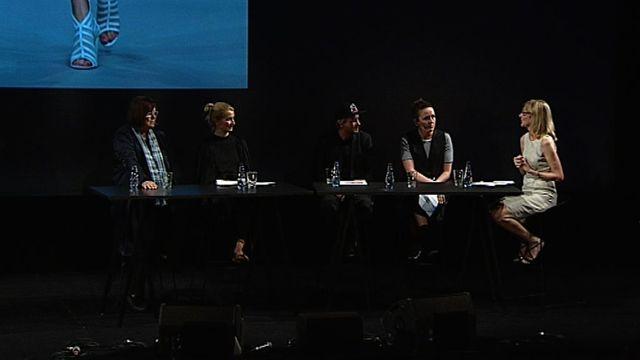 UR Samtiden - Polarprissamtal 2015 : Sveriges kreativa näringar - mode