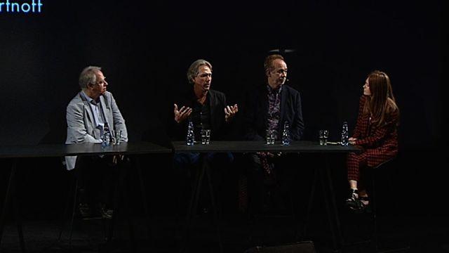 UR Samtiden - Polarprissamtal 2015 : Sveriges kreativa näringar - musik