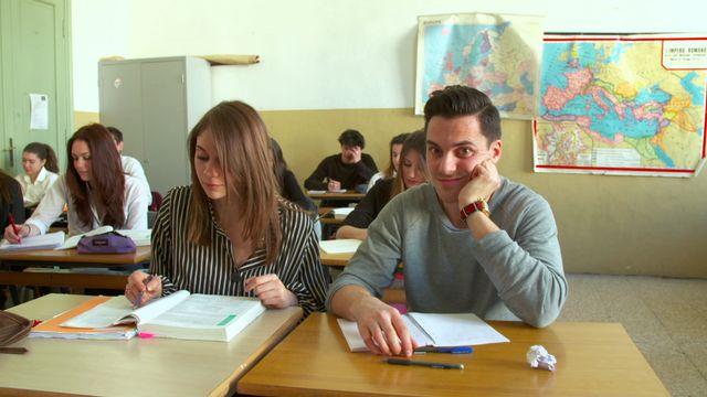 Dai, domanda! : La scuola