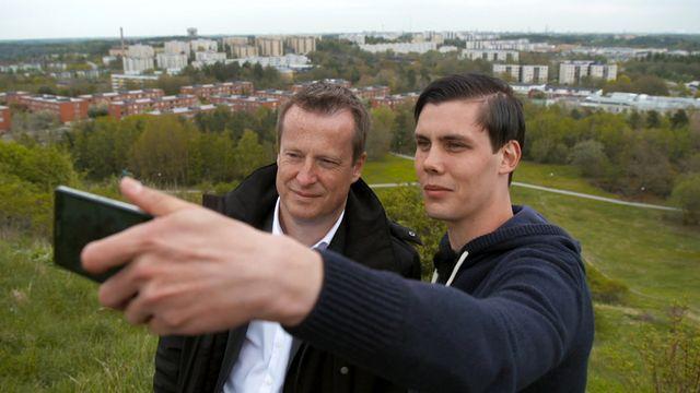 Makt hos mig : Per och Anders Ygeman