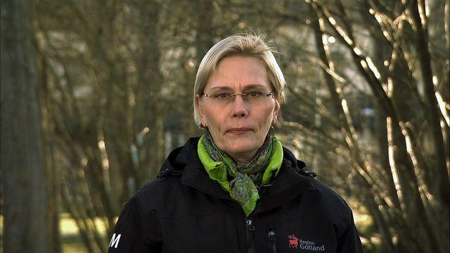Modersmål på väg : Anna Anu undervisar i finska