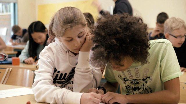 Livets hårda skola : Det handlar om självkänsla