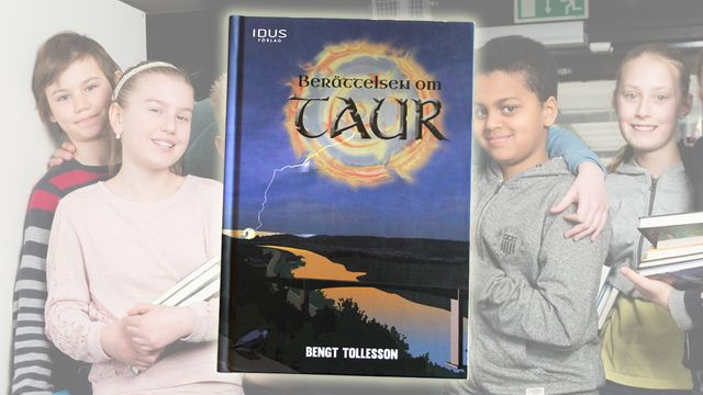 Barnens romanpris 2015 : Berättelsen om Taur