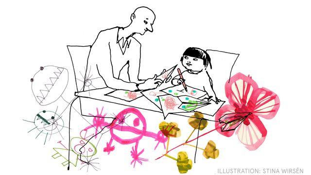 Tripp, Trapp, Träd : Mormor och farfar