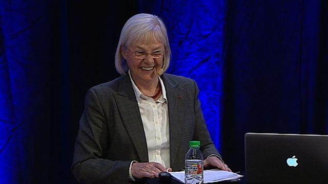 UR Samtiden - Kvinnliga forskare i rampljuset : Kombinera ledarskap med familjeliv