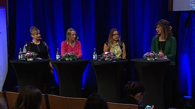 UR Samtiden - Kvinnliga forskare i rampljuset : Att vara förebild och rådgivare