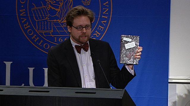 UR Samtiden - Humanist- och teologdagarna 2015 : Vad skiljer en galning från ett geni?