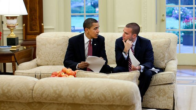 UR Samtiden - Maktens språk : Att skriva för presidenten