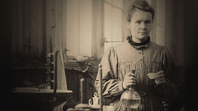 Vägen till Nobelpriset : Marie Curie