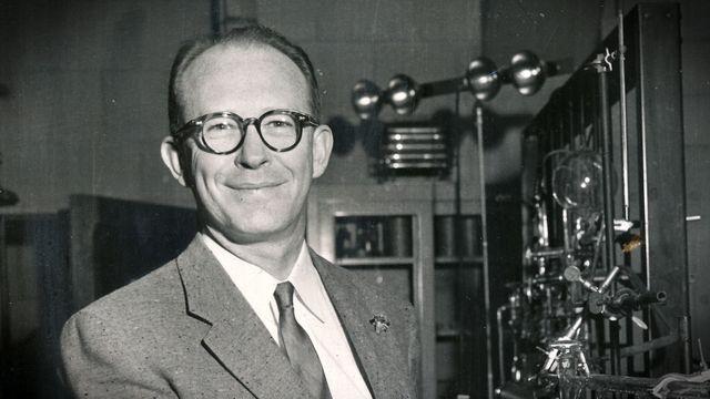 Vägen till Nobelpriset : Willard Libby