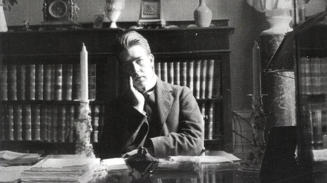 Vägen till Nobelpriset : Niels Bohr