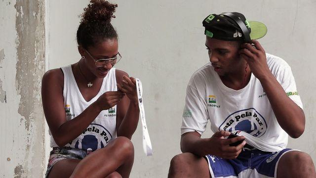 Favela i Rio : Cheyman