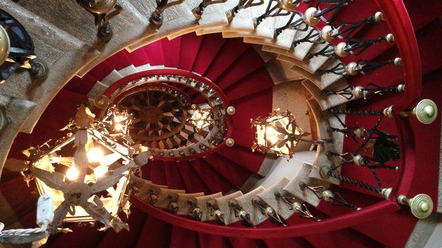 Bildningsbyrån - matematik : Hur bygger man en trappa?