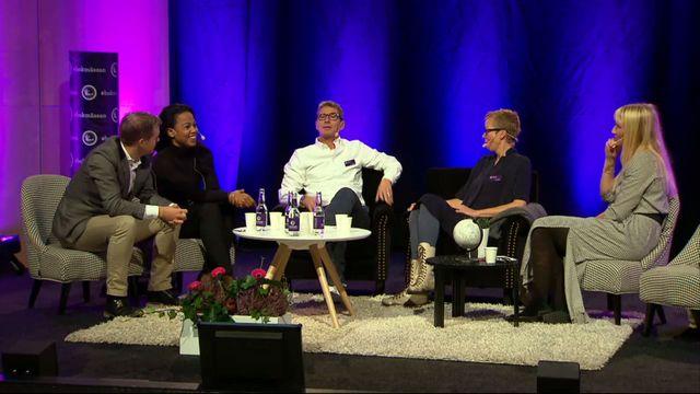 UR Samtiden - Bokmässan 2015 : Höstlov blir läslov