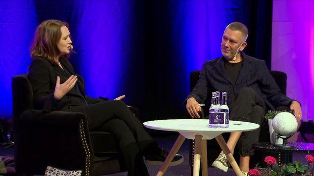 UR Samtiden - Bokmässan 2015 : Fula, skitiga och elaka