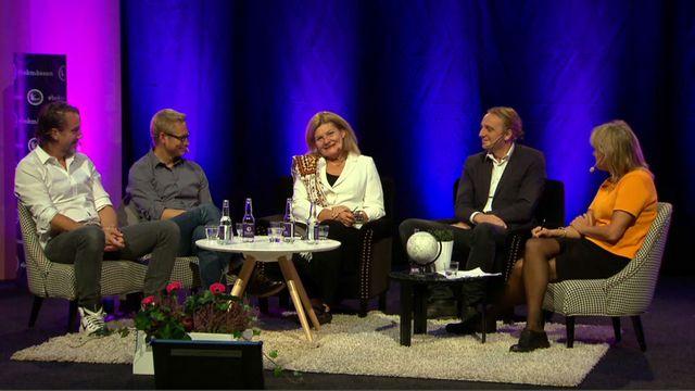 UR Samtiden - Bokmässan 2015 : Journalistik till varje pris?