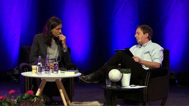 UR Samtiden - Bokmässan 2015 : Priset för att leva tillsammans