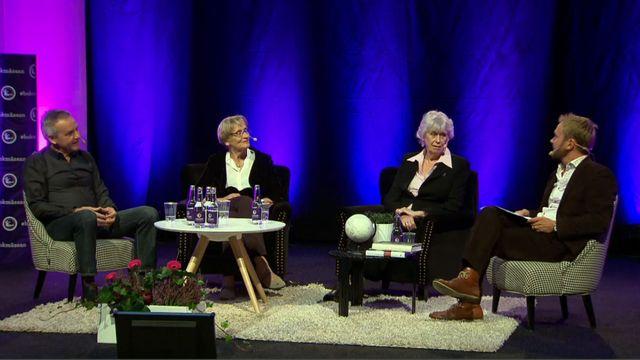UR Samtiden - Bokmässan 2015 : Världen brinner - Astrid Lindgrens 40-tal