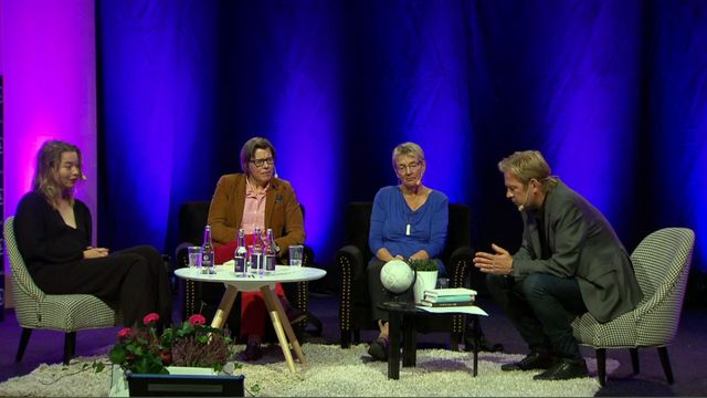 UR Samtiden - Bokmässan 2015 : Oförnuft och känsla