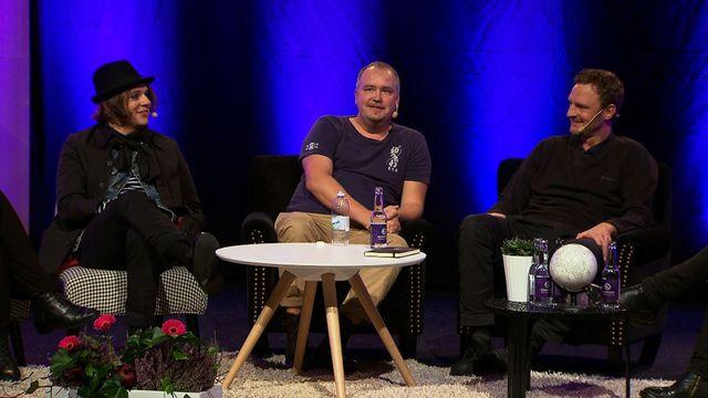 UR Samtiden - Bokmässan 2015 : Samtal med Broder Daniel