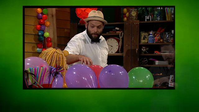 Tiggy testar - teckenspråkstolkat : Den magiska ballongen