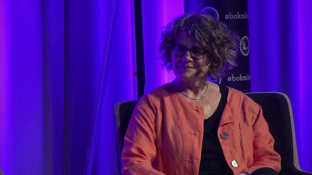 UR Samtiden - Bokmässan 2015 : En poetisk berättelse om att åldras