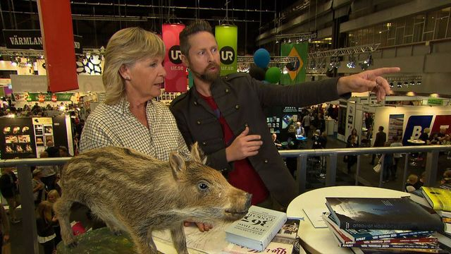 UR Samtiden - Bokmässan 2015 : Om jakt och bokförsäljning