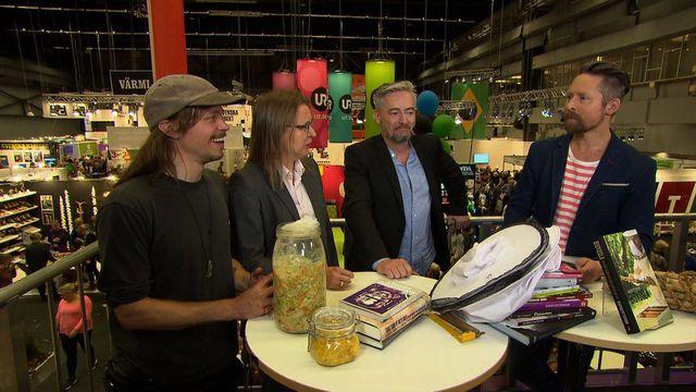 UR Samtiden - Bokmässan 2015 : Odling förr och nu