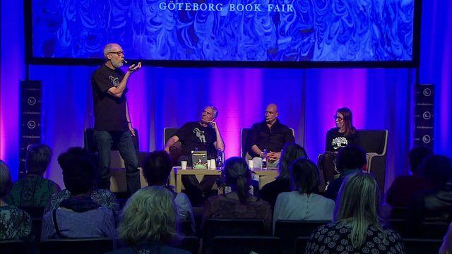 UR Samtiden - Bokmässan 2015 : Det muntliga berättandes kraft