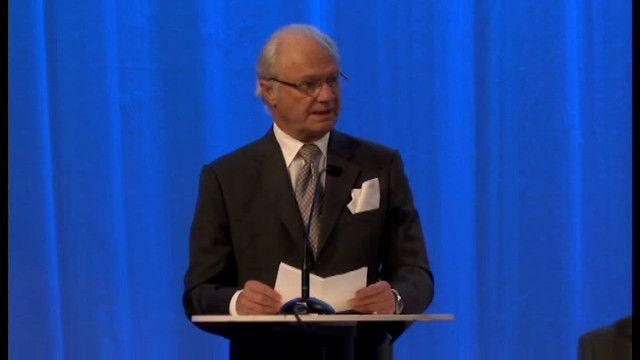 UR Samtiden - En värld i förändring : Kungens syn på klimatet