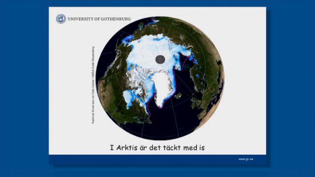 UR Samtiden - Klimatförändringen i Arktis