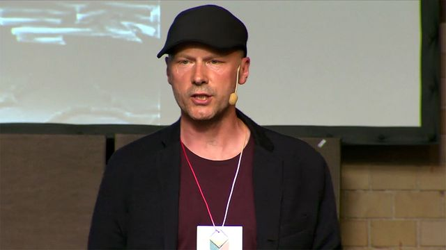 UR Samtiden - The conference 2015 : Använda naturen i dagens teknologi