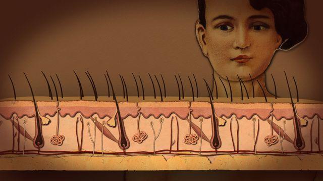 Din kropp - meänkieli : Huden