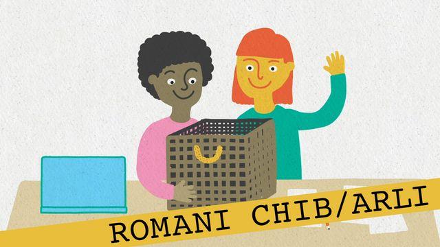 Förstå kunskapskraven - romani chib/arli : Att pröva och ompröva
